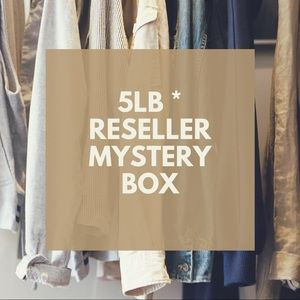 Other - ⭐️ 5 Star ⭐️ 5lb* Mystery Box